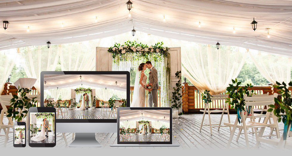 Eure Hochzeit online